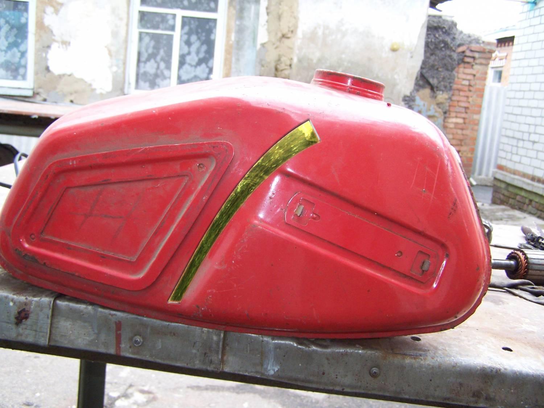 ванну самодельный бензобак на мотоцикле фото отношении генерального