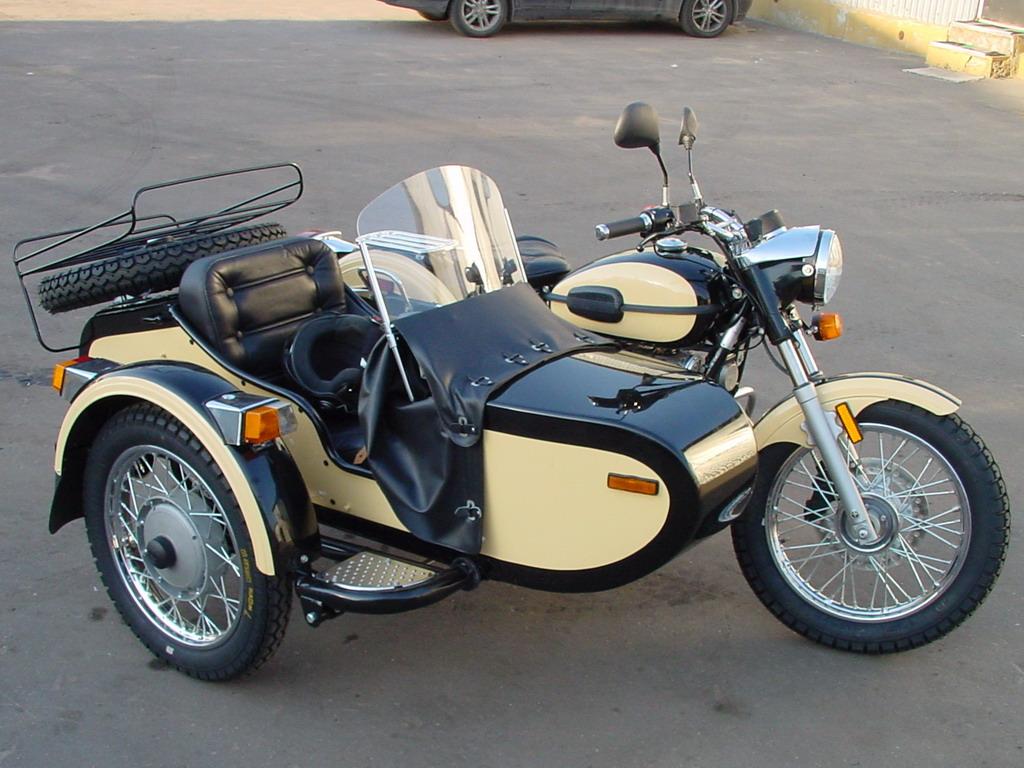 Тюнинг мотоцикла урал с коляской своими руками
